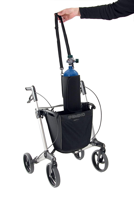 Korb für tragbare Sauerstoffflaschen GEMINO 30