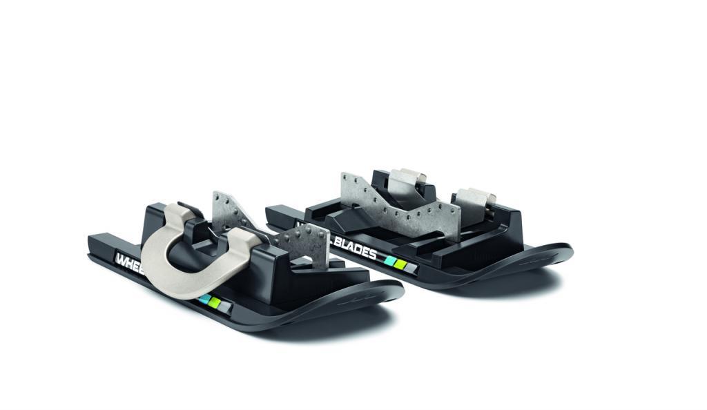Wheelblades S für Rollstühle