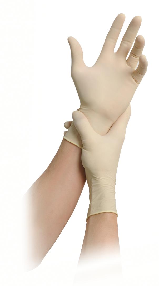 MaiMed® soft PF Einmalhandschuhe, Latex, ungepudert