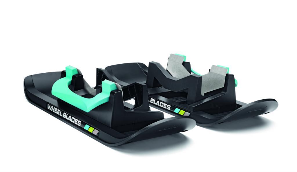 Wheelblades XL für Rollatoren und Rehabuggies