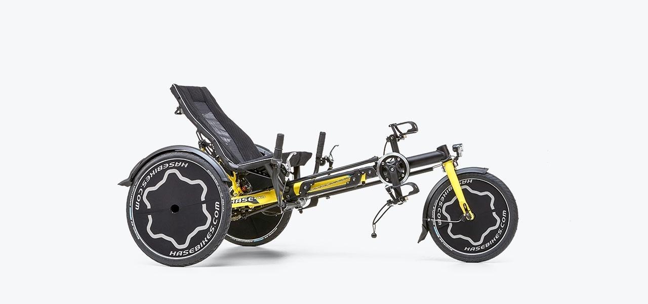 TRIX - Reha-Trike (Topseller-Konfiguration)