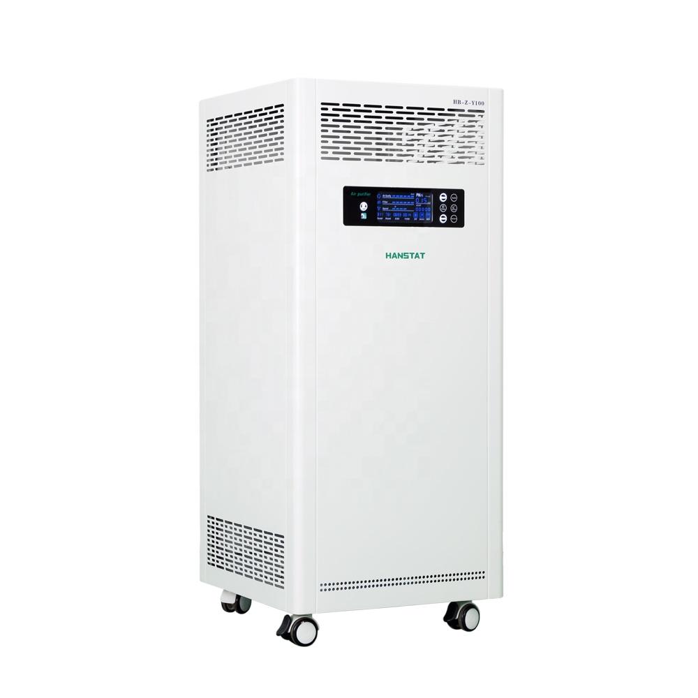 Mobiler Plasma-Luftsterilisator
